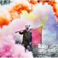 即決 MAN WITH A MISSION Raise your flag (+DVD) 初回限定盤