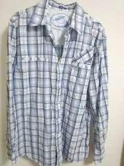 kirra チェックシャツ