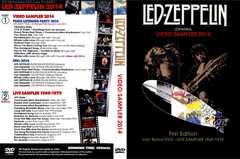 Led Zeppelin プロモ2014&ライヴ集 レッド・ツェッペリン 2DVD