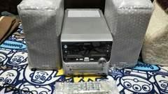 ビクターW、MD*CDコンポ UX-W500