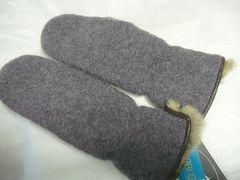 カプリガンティ(CAPRI GUANTI)ニット手袋ミトン