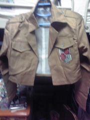 進撃の巨人 駐屯兵団 コスプレ衣装 ハンネスピクシス