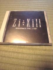 ベストCD,Zi:Kill(ジキル)DISGRACE-THE BEST