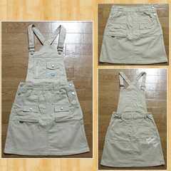 購入15000円 pom ponette ポンポネット 2way ワンピース スカート 160 美品