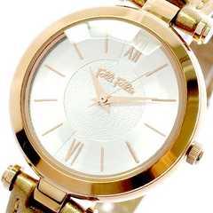 フォリフォリ 腕時計 レディース WF16R032SPS-BZ クオーツ
