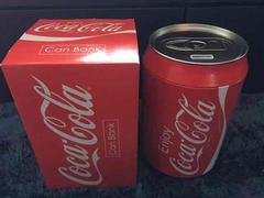 コカ コーラ缶スタイルコインバンク/新品未使用/貯金箱