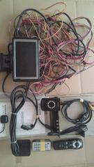 作動確認済み HDDナビ CU-H9000 TVチューナー付き