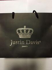 ◆JUSTIN DAVIS(ジャスティンデイビス)◆ショップ袋◆小◆3枚◆