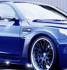汎用ダミーダクト(49)カーボン BMWM3風