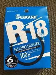 6ポンド フロロハンター 100m