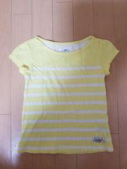 ☆H&M☆ボーダーTシャツ110☆100スタ(^-^)