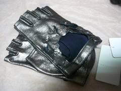 アンテプリマテーブルカットタイプ革手袋メタル