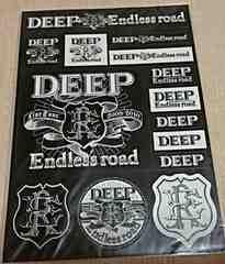 DEEP★Endless road★ステッカー