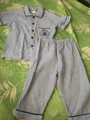 美品  半袖パジャマ 120