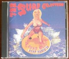 (CD)THE SURF COASTERS/ザサーフコースターズ☆SURF PANIC'95★