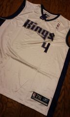 NBAキングス白紫 ゲームシャツ タンクトップ サイズ2XLXXL→3XL位�H