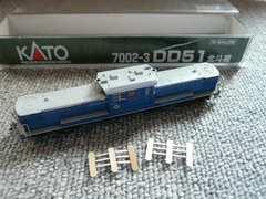 KATO「7002-3 DD51北斗星」