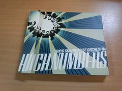 東京スカパラダイスオーケストラCD「HIGH NUMBERS」初回盤●