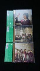 欅坂46 二人セゾン TYPE-A B C 3枚セット DVD 帯付き 即決