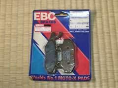 新品!EBCブレーキパッド FR135R カワサキ車