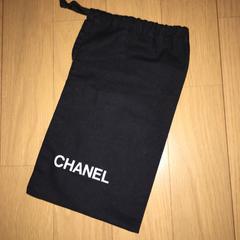 シャネル 靴袋 正規品付属