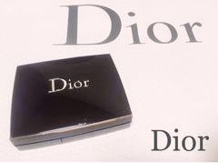 Dior サンククルールデザイナー  アイシャドウ2色&チップSET