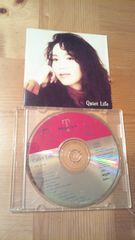 *CD・竹内まりや・クワイエット・ライフ・used*