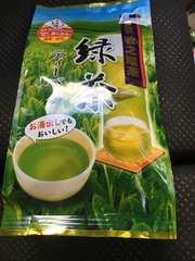 高柳製茶緑茶ティーバック