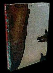 図録と著作集 エンツォ・クッキ展 セゾン美術館 1996年
