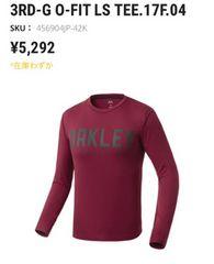 OAKLEY トレーニングシャツ サイズM