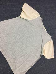 (^^p[MAJESTIC LEGON/袖透けTシャツ]q