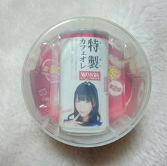 WONDA×AKB48デザイン缶マグネット第2弾柏木由紀