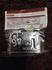新品未開封  EPSONエプソンの46インク