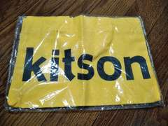 送込 キットソン kitson エコバック イエロー