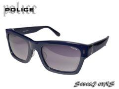 【POLICE】ポリス サングラス アイウェア S1816J 53 07NS