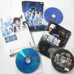DVD医龍〜Team Medical Dragon〜1&2&3(全話17枚組) 坂口憲二