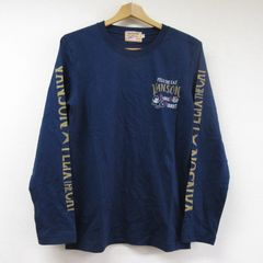 VANSON ロングTシャツ NV 38