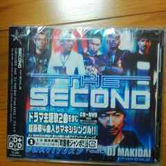 THE SECOND/SURVIVORS☆初回盤未開封