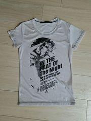 LIP SERVICE☆ラメTシャツ、外人