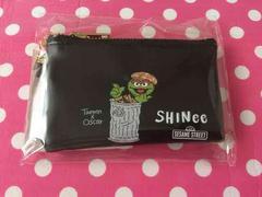 SHINee WORLD 2017 FIVE 公式グッズ カードサイズポーチ★テミン