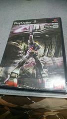 箱説あり!PS2!機動戦士ガンダム!めぐりあい宇宙!のソフト!