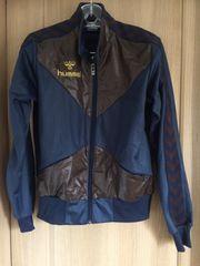 ヒュンメルのジャージジャケット