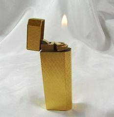 ◆本物確実正規カルティエ ガスライター 美品 着火確認済み