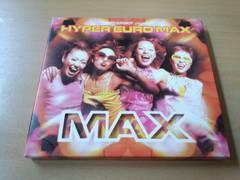 MAX CD「SUPER EUROBEAT presents HYPER EURO MAX」ユーロビート