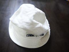コムサイズム 帽子 46 男の子 コムサデモード ハット キャップ