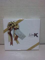 <送無>film K〜SPECIAL BOX豪華4枚組DVD/限定生産カン・ユンソン