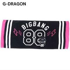 BIGBANG G-DRAGON ジヨン フェイスタオル