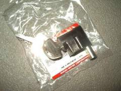 (40)GSX250EザリGSX250Eゴキ用新品未使用ハンドルロック