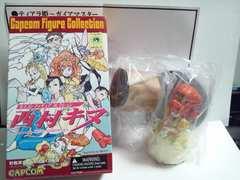 ガイアマスターティアラ姫CAPCOM西村キヌカプコンフィギュアコレクション新品