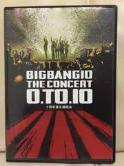 ● DVD BIGBANG [10 CONCERT SEOUL] 2016